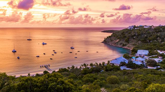 CeBlue Villas & Beach Resort in Anguilla.