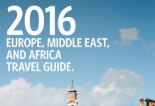 2016 Europe Middle East And Africa Travel Guide