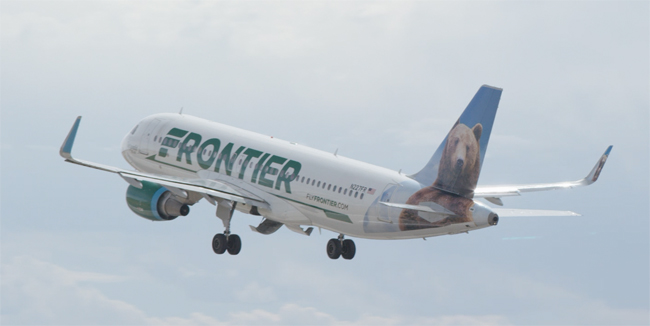 Frontier Airlines is offering low introductory fares on its new services from St. Augustine.