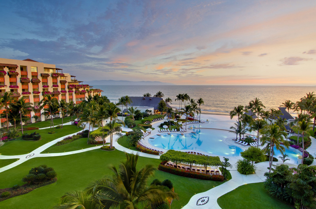 Grand Velas Resort.