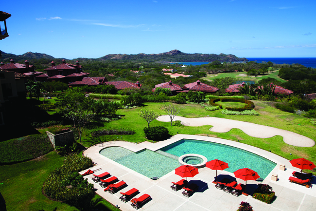 Avanti Destinations includes a stay at the Westin Golf Resort & Spa Playa Conchal.