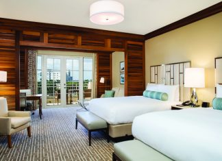 Superior Premium Room at Turnberry Isle Miami.