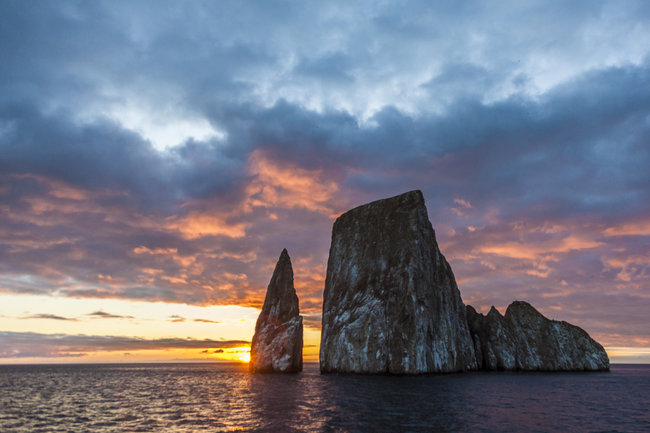 The Galapagos Island in Ecuador. (Photo credit: Marco Ricca)