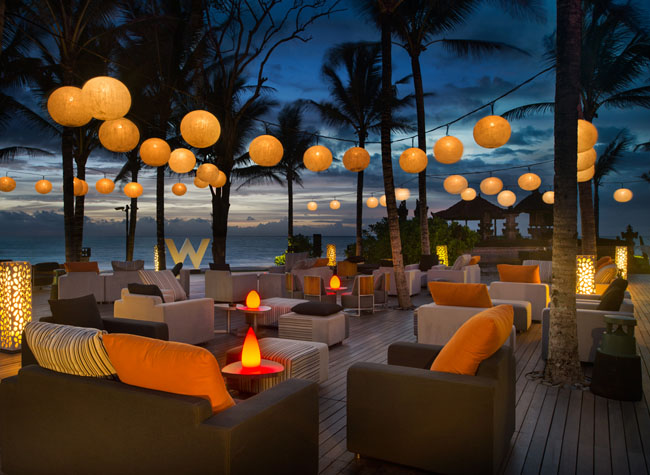 Marriott and Starwood sign deal that will create the world's largest hotel company.(Pictured: TheW Bali.)