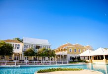 The new Melia Braco Village in Jamaica.