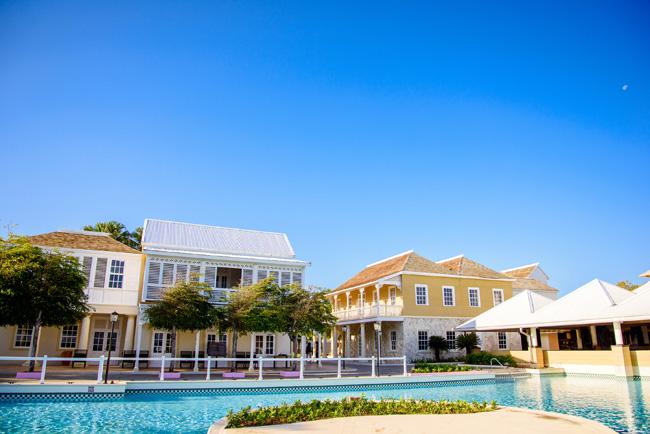 The new Melia Braco Village in Jamaica.