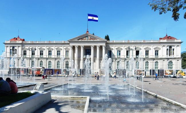 El Salvador Goverment Palace