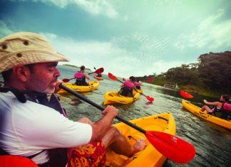 G Adventures offers family trips in Costa Rica that include plenty of outdoor activities.