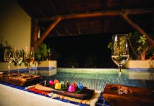 The Viceroy Zihuatanejo offers a mezcal and chocolate experience for couples.