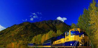 Alaska Railroad's 8-day customizable Alaska's National Parks by Rail itinerary.