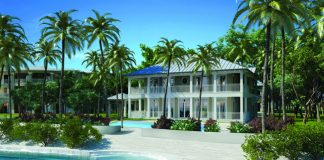 The Beach House at Playa Largo Resort & Spa.