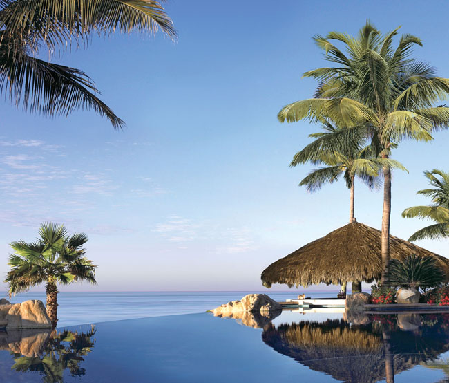 One&Only Palmilla in Los Cabos is offering a resort credit up to $300 as part of Journese's Exclusive Perks campaign.