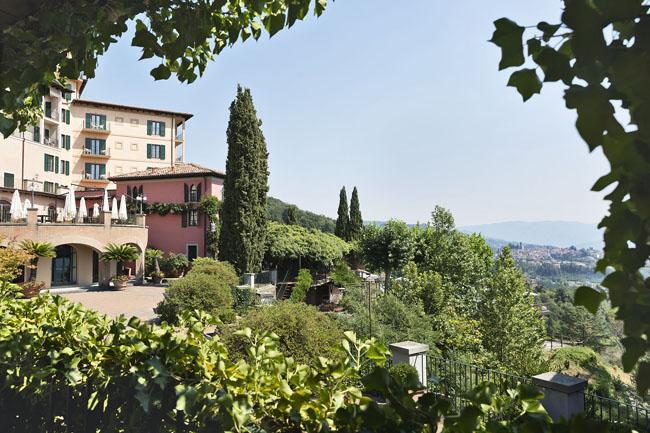 The Renaissance Tuscany Il Ciocco Resort & Spa in Italy.
