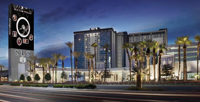 TheSLS Las Vegas is nowStarwood's Tribute Portfolio.