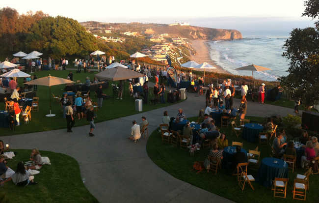 Yappy Hour at The Ritz-Carlton, Laguna Niguel in Dana Point, California.