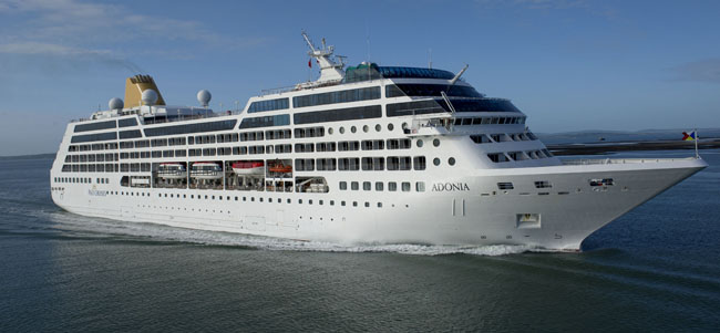 Fathom's MV Adonia will operate the first cruise from the U.S. to Cuba in more than 50 years.