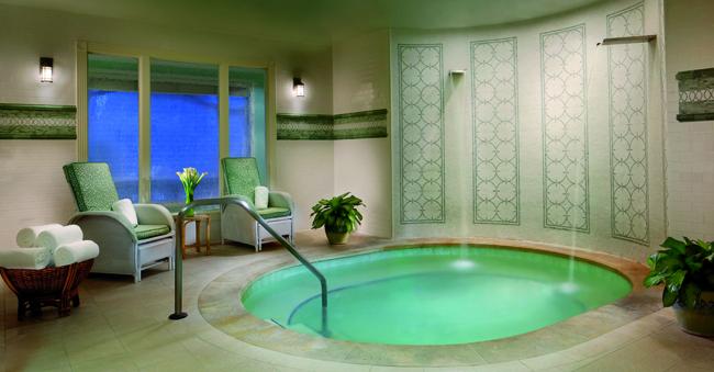Thespa atThe Ritz-Carlton, Amelia Island in North Florida.