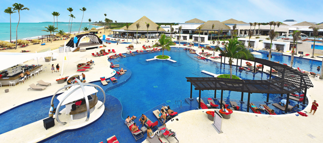 CHIC Punta Cana in the Dominican Republic.