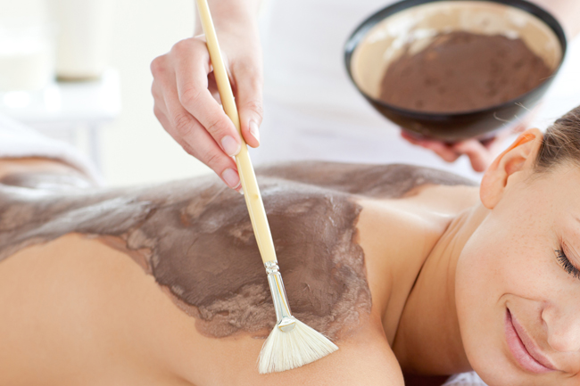 The Fairmont Scottsdale Princess' Well & Being Spa features a hydrating Java Contouring Body Scrub.