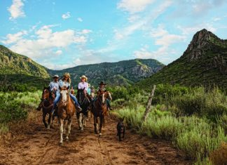 Gateway Canyons Resort & Spa in Colorado has opened the doors to Palisade Ranch.