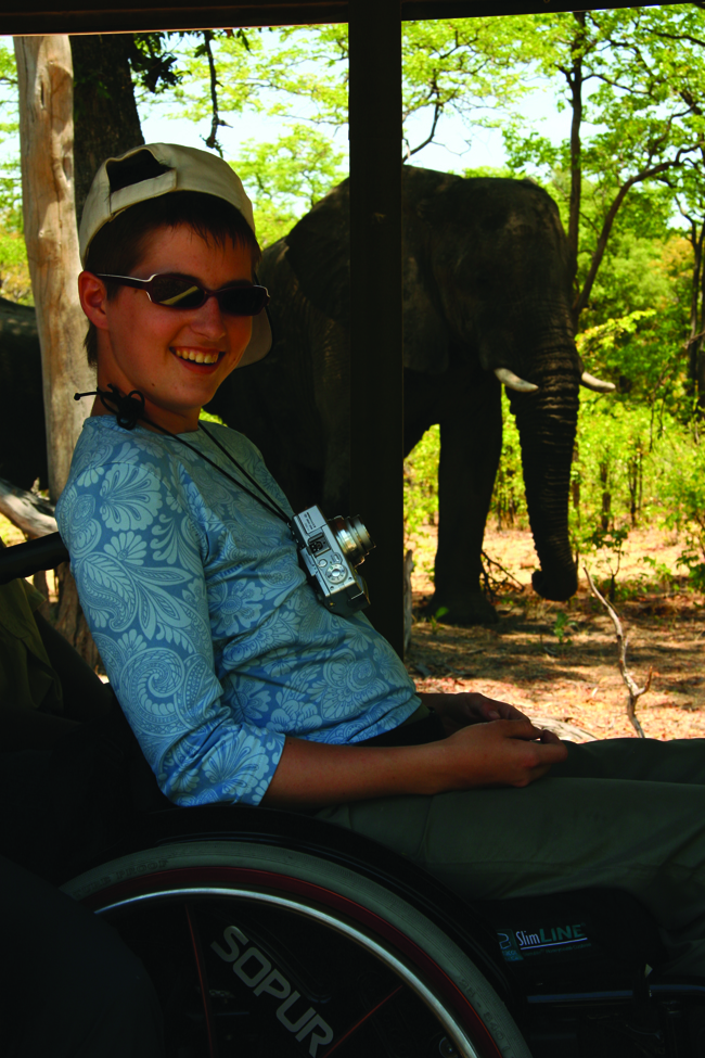 Goway is offering  accessible tours to Africa.