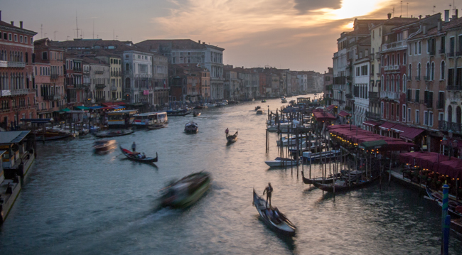 Azamara Club Cruises' Overnight Adventures program features an Overland Tour: Venice & Florence in Italy.