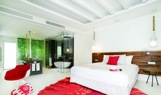 A stylish Zen Oasis retreat at Club Med Punta Cana.