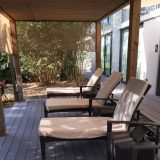 After a relaxful massage, guests can spend some time in the relaxing area at  Club Med Spa by L'Occitane.