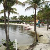 Club Med Sandpiper Bay's water views.