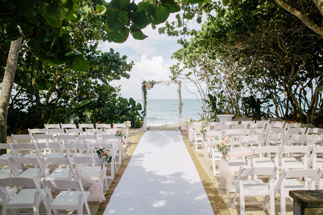 The Sand Dune wedding venue.