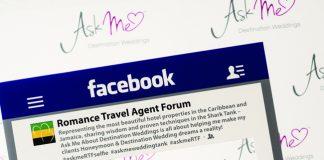 Ask Me-sponsored social media post.