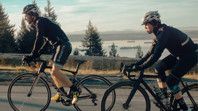 Loden Hotel and Musette Caffe'sWanderFIT program features custom-crafted bike rides and hikes in Canada's great outdoors.