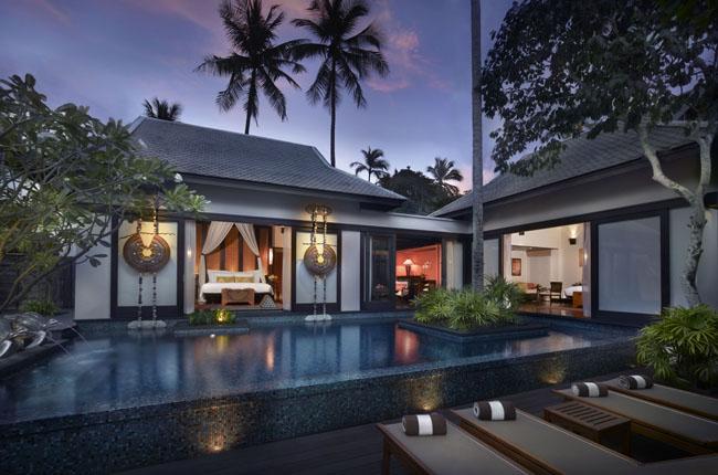 The 2-bedroom Royal Villa at theAnantara Mai Khao Phuket Villas in Thailand.