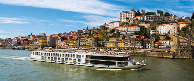 Uniworld's is offering three summer promotion on select 2016 European itineraries, including the Portugal, Spain & The Douro River Valley cruise.