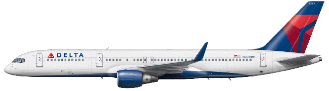 <strong>Delta Air Lines'</strong>new daily nonstop services between New York (JFK) and Glasgow (GLA) beginMay 25, 2017 aboard a Boeing 757-200ER.