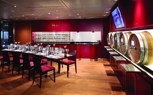 At BLEND By Chateau Ste. Michelle, wine enthusiasts can create their own wines.