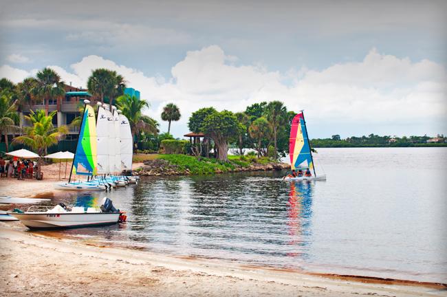 Club Med Sandpiper Bay in Florida.