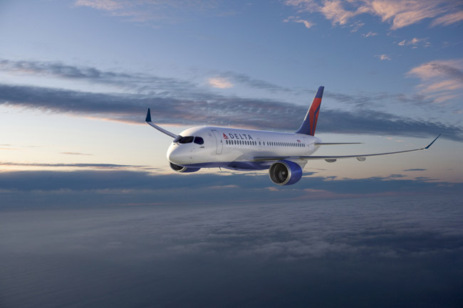 Delta Air Lines adds new flight to Glasgow. (Photo credit: Delta Air Lines)
