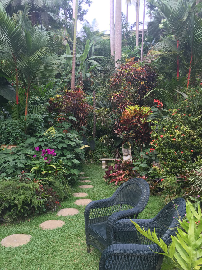 Hunte's Garden is one of the destination's top attractions.