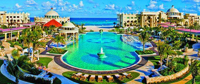 Iberostar Grand Hotel Paraiso in Riviera Maya, Mexico.