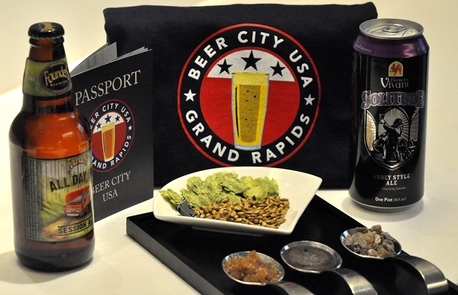 JW Marriott Grand Rapids in Michigan has brewed up a few beer-infused spa specials for guests.