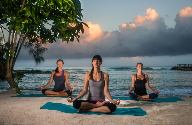 Jewel Paradise Cove Beach Resort & Spa, All-Inclusive, Curio Collection by Hilton is offering two Yoga Retreats in 2016.
