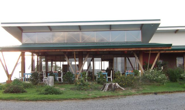 Chayote Lodge, Costa Rica.