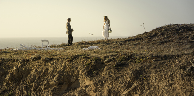 The Inn at Newport Ranch in Fort Bragg, California offers an out-of-the-box wedding ceremony on the bluffs at celebration Point.