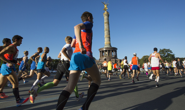 Barlin, Germany offers an exciting array of indoor and outdoor activities 24 hours a day, 365 days a year, including the43rd BMW Berlin Marathon from Sept. 24-25. (Photo credit:Wolfgang Scholvien/visitBerlin)