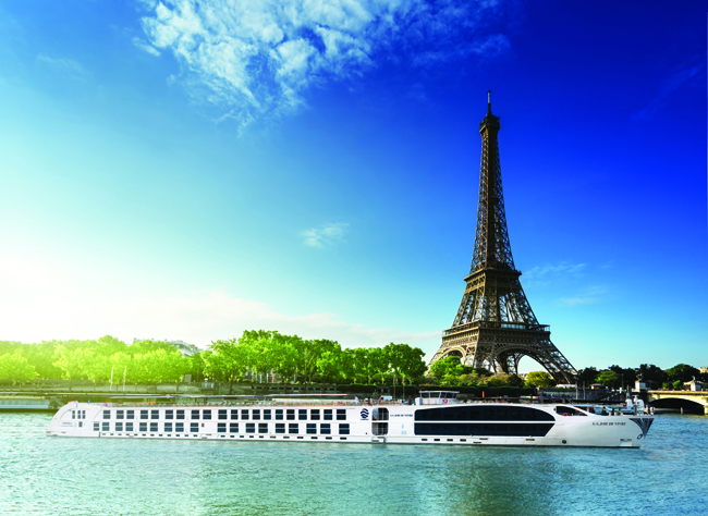 Uniworld will debut the S.S. Joie de Vivre next year.