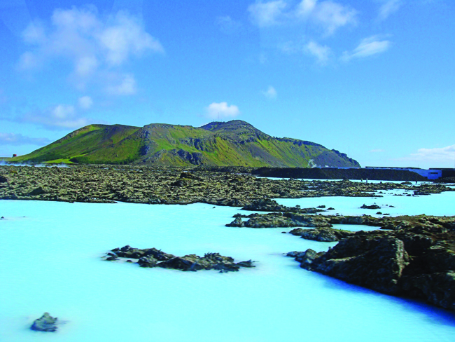 Iceland, a hot destination with Millennials, is offered on Collette's Explorations product.