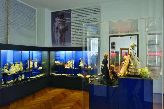 German Toy Museum in Sonneberg. (Thuringia Tourism, Thomas Wolf)