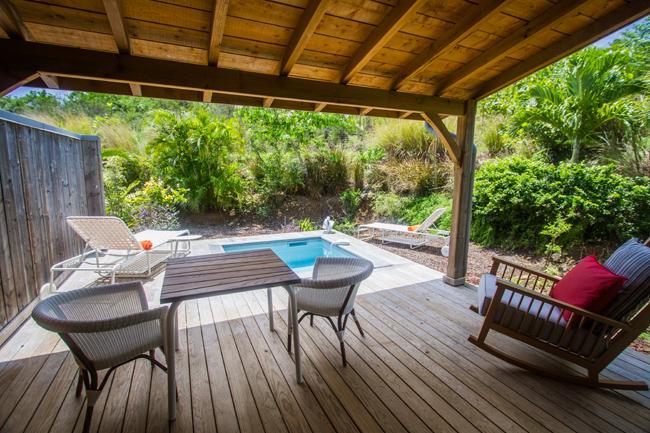French Coco hotel in Martinique.