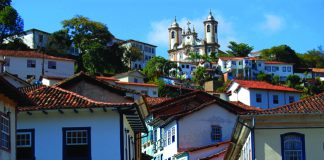 Cox & Kings USA's Brazil: Colonial Roots trip visits Ouro Preto.